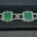 Vintage-Victorian-Filigree-and-Chrysoprase-Stone-Bracelet-192888910508