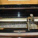 11-Cylinder-Music-Box-Ideal-Piccolo-Ten-Tune-Burl-Wood-Case-Inlay-Design-194219936009-6
