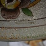 Antique-Pairpoint-Reverse-Painted-Lamp-Floral-Border-Signed-264776834959-7