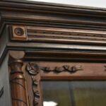 Antique-Victorian-Walnut-Cylinder-Desk-Circa-1890s-Carved-Details-264820314769-3
