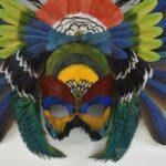 Gwen-Bennett-Framed-Feather-Art-Mask-264795110839-2