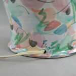 Handpainted-Artist-Signed-Pugh-Pottery-Table-Lamp-264501951459-4