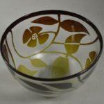 Kosta-Boda-Cameo-Cut-Art-Glass-Bowl-Floral-Details-Sweden-193961107669-2