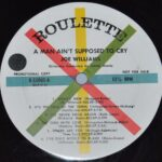 PROMO-JAZZ-LP-JOE-WILLIAMS-A-MAN-AINT-SUPPOSED-TO-CRY-ROULETTE-RECORDS-262494163169-5