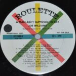 PROMO-JAZZ-LP-JOE-WILLIAMS-A-MAN-AINT-SUPPOSED-TO-CRY-ROULETTE-RECORDS-262494163169-6