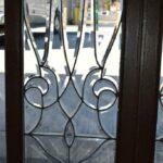 Pair-Antique-Framed-Beveled-Glass-Sidelight-Windows-193984799199-4