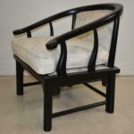 Pair-Black-Lacquer-Asian-Style-Chairs-193832784439-2