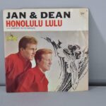Pop-Jan-Dean-45RPM-Liberty-Records-VG-Honoolulu-Lulu-Someday-263040888439