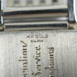 Unisex-Bulova-14k-White-Gold-Diamond-Wrist-Watch-Black-Dial-Rectangular-Case-193712331349-6