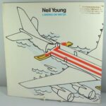 Vintage-Stamped-Promo-LP-Neil-Young-Landing-On-Water-Near-Mint-Condition-262496487629