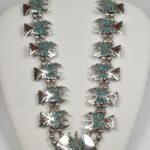 Vintage-Sterling-Turquoise-Coral-Necklace-1735-Grams-265106451529-2