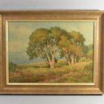 Watercolor-California-Artist-Sydney-D-Yard-Seascape-Landscape-193835485729